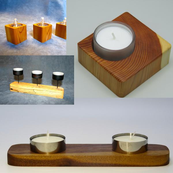 Holzlichter
