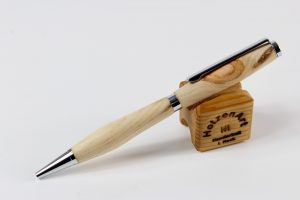 Eleganter Kugelschreiber mit Touchstylus von HotzenArt